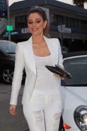 Maria Menounos Style - at Craig