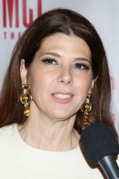 Marisa Tomei – 2016 Miscast Gala at the Hammerstein Ballroom in New York