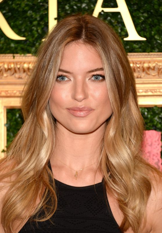 Martha Hunt – Victoria's Secret Bralette Collection Launch in New York City 4/12/2016
