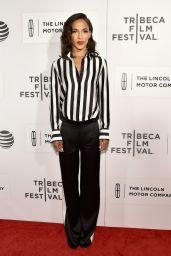 Megalyn Echikunwoke – 'The Meddler' Premiere – Tribeca Film Festival in New York 4/20/2016