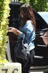 Megan Fox - at a Gym in West Hollywood 4/15/206