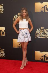 Meghan Rienks – 2016 MTV Movie Awards at Warner Bros. Studios in Burbank