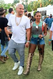 Melanie Brown - Coachella Valley Music and Arts Festival in Indi, CA Day 2 4/16/2016
