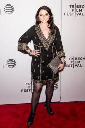 Michelle Trachtenberg – 'Geezer' World Premiere at 2016 Tribeca Film Festival in New York City