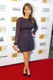 Milana Vayntrub - 2016 Location Managers Guild International Awards