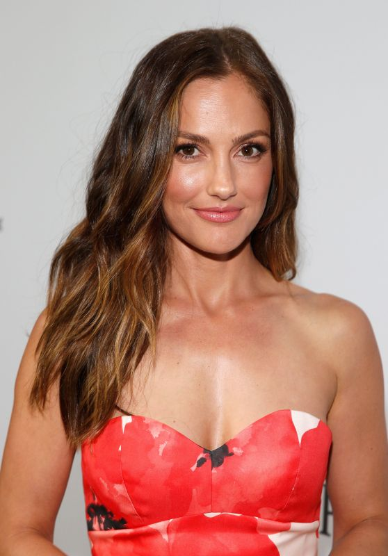 Minka Kelly – The Parker Institute For Cancer Immunotherapy Launch Gala in Los Angeles, CA 4/13/2016