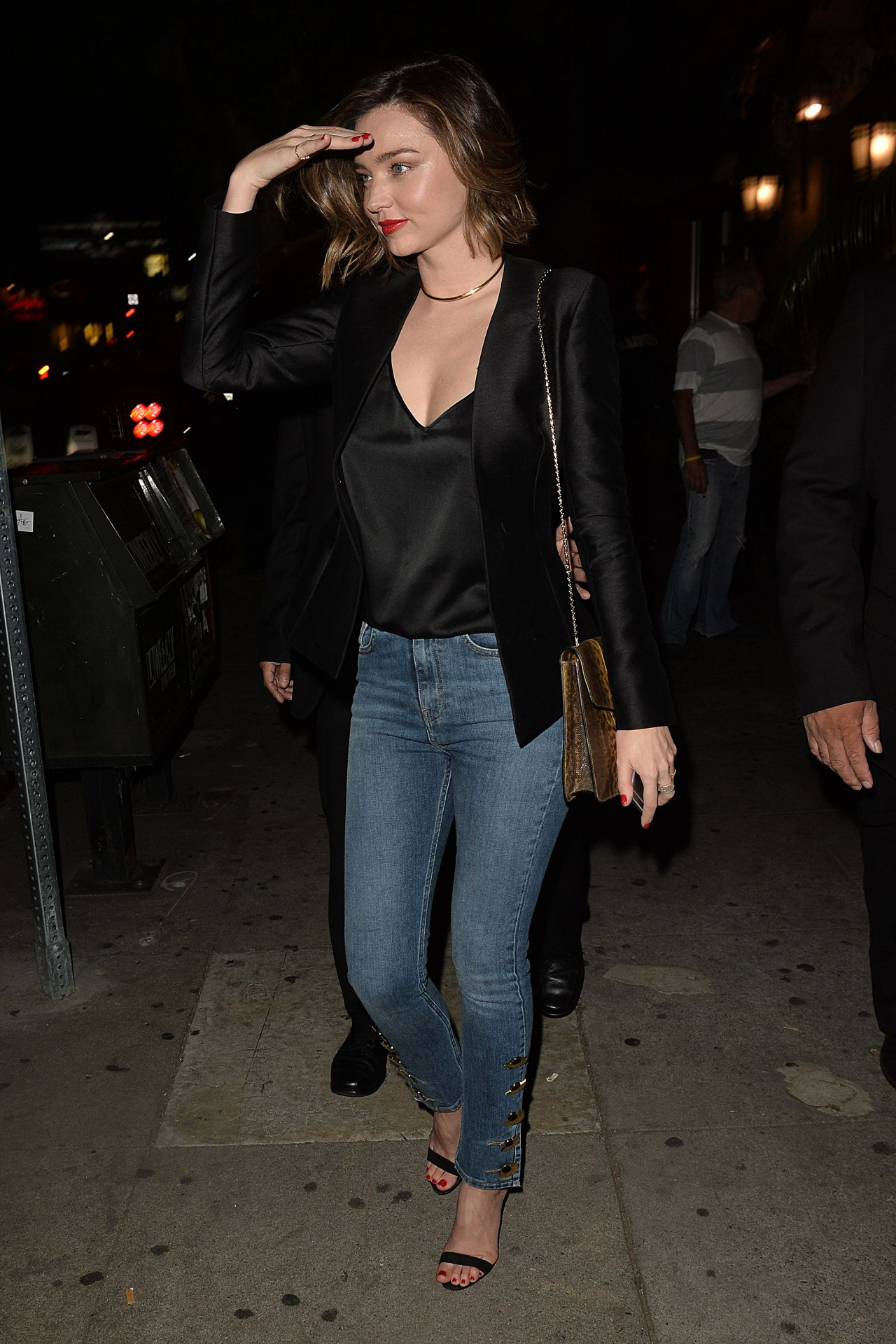 Miranda Kerr at El Compadre in Los Angeles 4/6/2016 миранда керр
