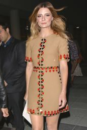 Mischa Barton -  Alice + Olivia Fashion Show at Neuehouse Hollywood in Los Angeles