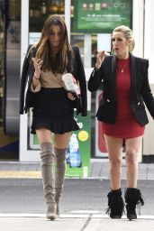 Misse Beqiri & Leanne Brown - Stop at the Garage For Some Snacks in Wilmslow 4/25/2016