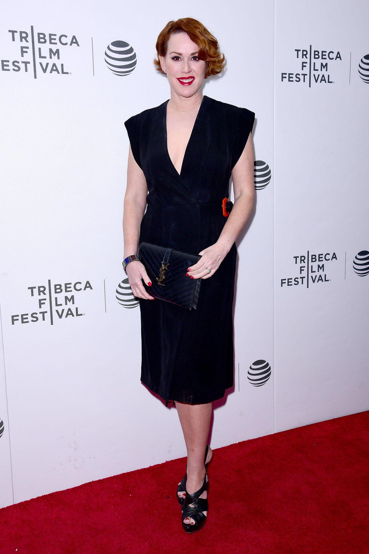 Molly Ringwald King Cobra Premiere 2016 Tribeca Film
