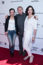 Nana Visitor and Terry Farrell - Tribeca Tune In