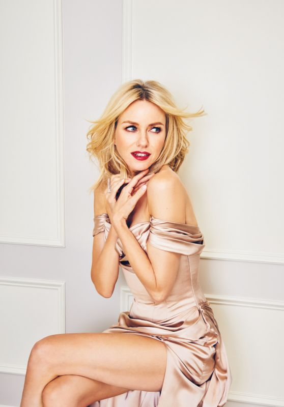 Naomi Watts - Photoshoot for New Beauty Spring Summer 2016
