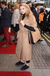 Natalie Dormer - Arrives at the