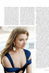 Natalie Dormer - Glamour Magazine Latin America April 2016 Issue