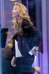 Natalie Dormer - Guest Apperance on BBC The One Show in London 4/20/2016