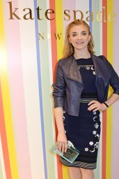Natalie Dormer - Kate Spade New York Store Opening in London 4/21/2016