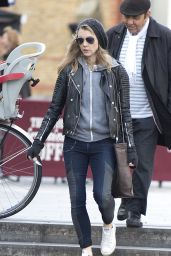 Natalie Dormer Urban Outfit - Out in London 4/27/2016