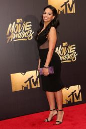 Nessa - 2016 MTV Movie Awards at Warner Bros. Studios in Burbank