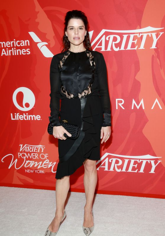 Neve Campbell – Variety's Power Of Women: New York, 4/8/2016