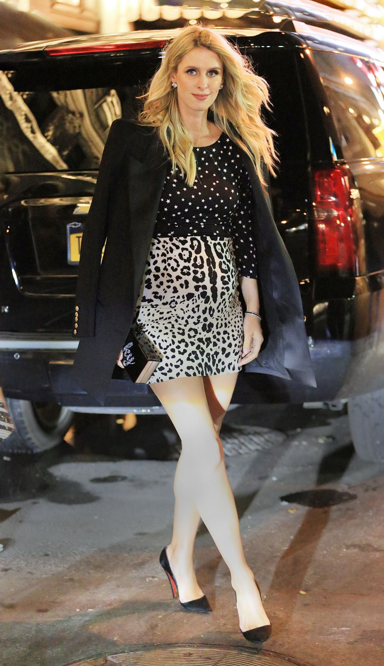 Nicky Hilton And Paris Hilton At Naomi Campbell S Party In