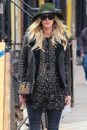 Nicky Hilton Out in New York City, March 2016