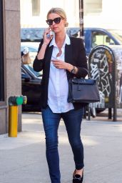 Nicky Hilton - Takes a Stroll in the East Village in New York City 4/17/2016