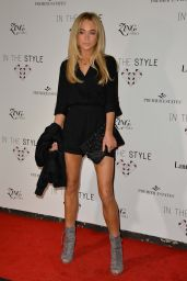 Nicola Hughes – In The Style Clothing Launch at Libertine in London 3/31/2016