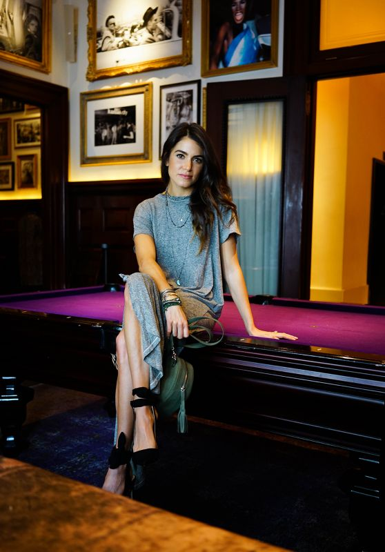 Nikki Reed - Photoshoot for The New Potato March 2016