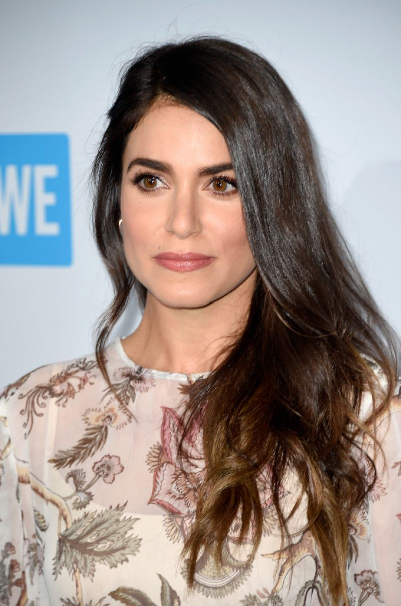 Nikki Reed We Day California 2016 In Inglewood Ca