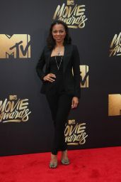 Nischelle Turner – 2016 MTV Movie Awards at Warner Bros. Studios in Burbank