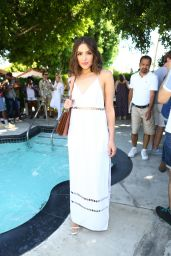 Olivia Culpo – CFDA and PopSugar Brunch at Coachella 4/16/2016