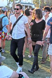 Olivia Culpo – Coachella Valley Music and Arts Festival in Indio 4/16/2016