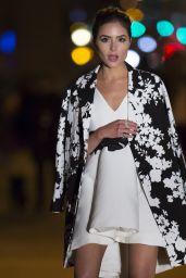 Olivia Culpo Fashion - New York City, April 2016