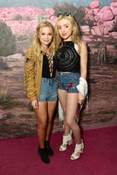 Olivia Holt - H&M Loves Coachella Pop UP at The Empire Polo Club in Indio 4/15/2016