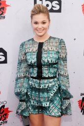 Olivia Holt – iHeartRadio Music Awards 2016 in Inglewood