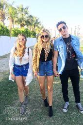 Olivia Holt - People Magazine Coachella Diary April 2016