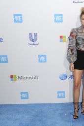 Olivia Holt - WE Day California 2016 in Inglewood