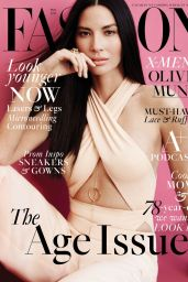 Olivia Munn - Fashion Magazine May 2016 Cover