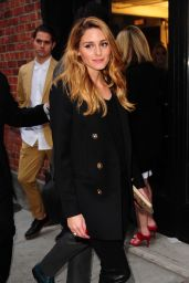 Olivia Palermo - Arrives to the Premiere of