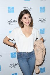 Olivia Stuck – Nikki Reed Unveils Earth Day Partnership With Kiehl's For Recycle Across America in Santa Monica 4/14/2016