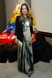 Olivia Wilde at H&M Conscious Exclusive Event in New York City 4/4/2016