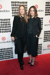 Olivia Wilde – Marimekko For Target Launch Celebration in New York City, April 2016