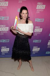 Paget Brewster – 2016 TV Land Icon Awards in Santa Monica