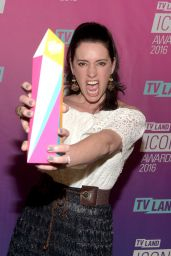 Paget Brewster – 2016 TV Land Icon Awards in Santa Monica