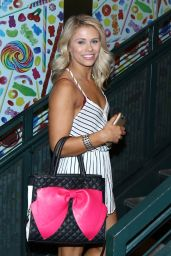 Paige VanZant - Heads to Mixology101 in Los Angeles 4/18/2016