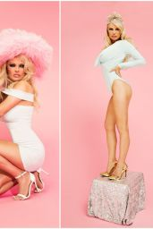 Pamela Anderson Photoshoot - Missguided Spring Summer 2016
