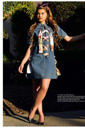 Paris Berelc - Regard Magazine April 2016 Issue