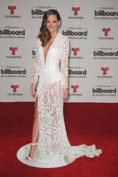 Patricia Zavala – 2016 Billboard Latin Music Awards in Miami