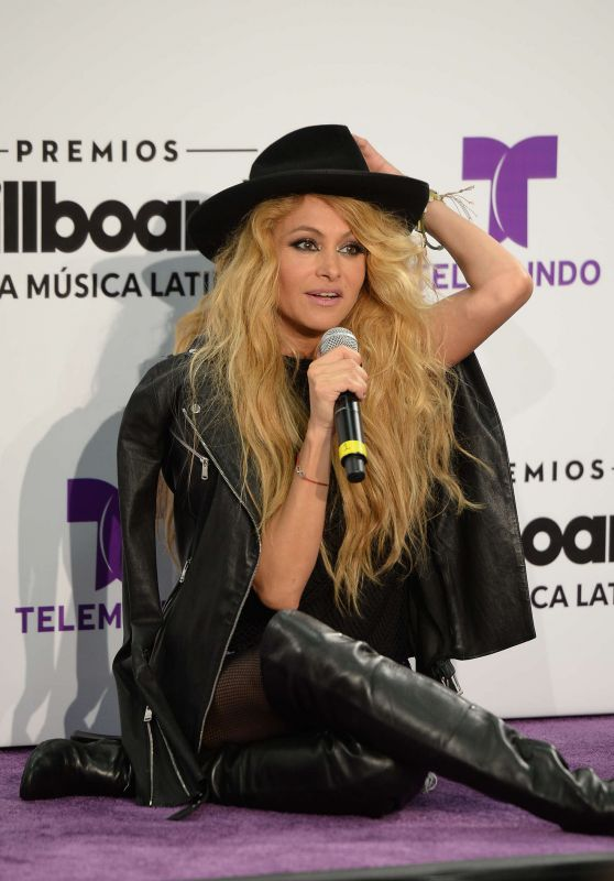Paulina Rubio – 2016 Billboard Latin Music Awards in Miami