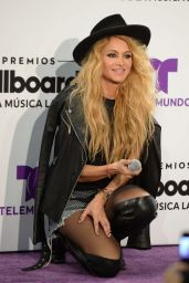 Paulina Rubio – 2016 Billboard Latin Music Awards in Miami